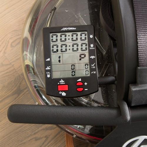 Life Fitness Row HX Console