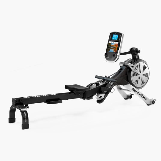 NordicTrack RW500 Rowing Machine With 10