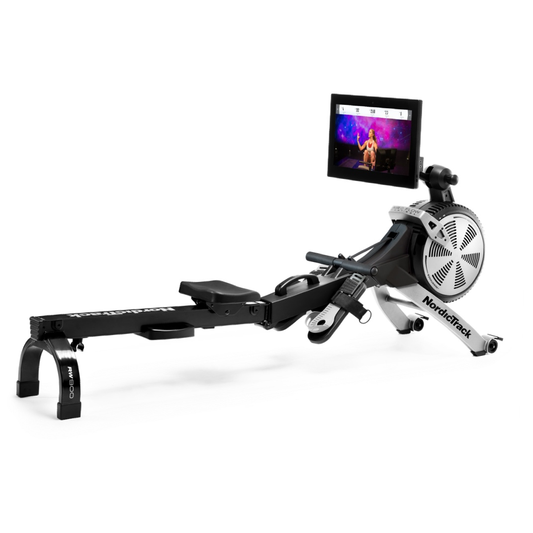 NordicTrack RW900 Rower with 22