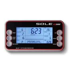 Sole Rowing Machine Console