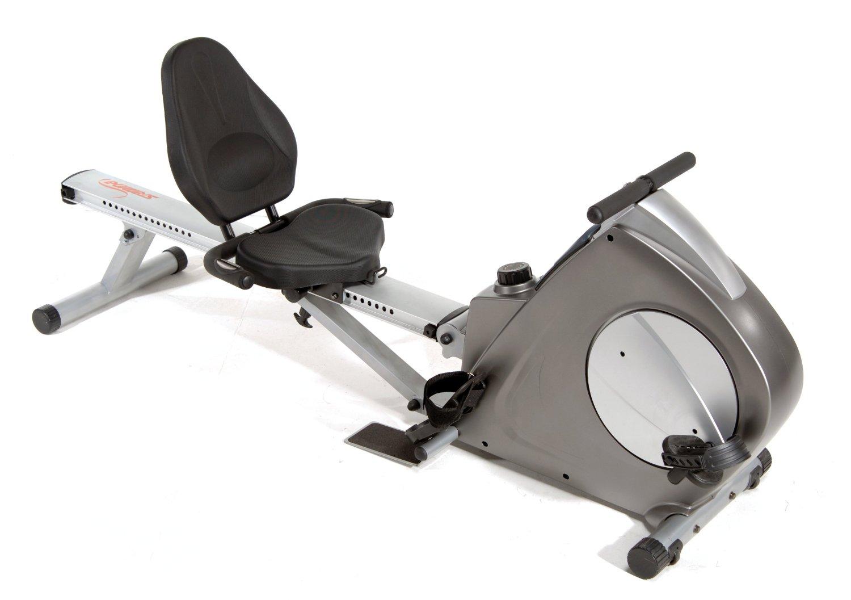 Stamina Deluxe Conversion II Rower/Recumbent