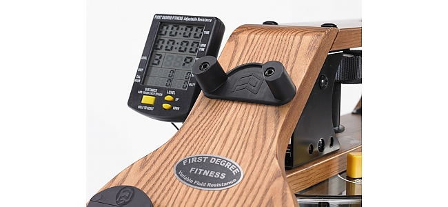 First Degree Fitness Viking Monitor