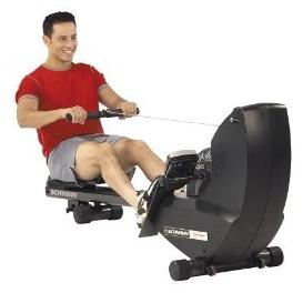 Air Resistance Rower