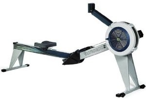 Concept 2 Model E Rowing Machine - Silver Color