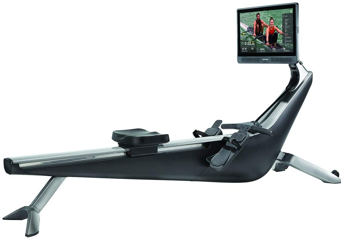 Hydrow Rower With Interactive Workouts