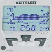 Kettler Coach E Indoor Rower Console