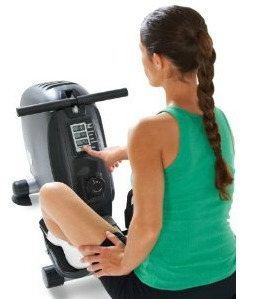 LifeSpan RW 1000 Rowing Machine Console