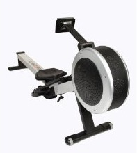 silent rowing machine