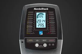 NordicTrack RW200 iFit Console