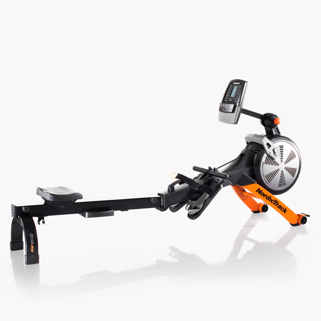 The NordicTrack RW200 Rower Is A Decent Value Rowing Machine
