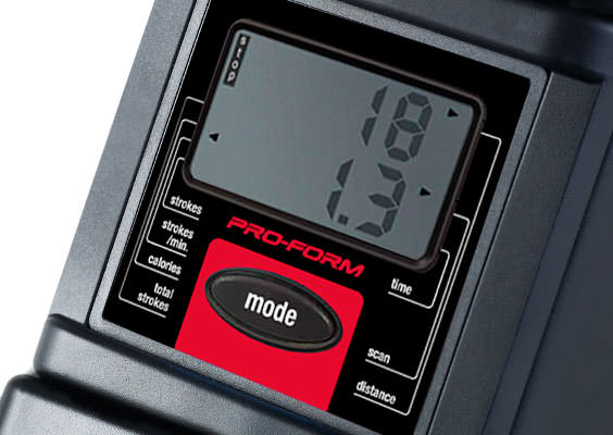 ProForm Pro 440R Console