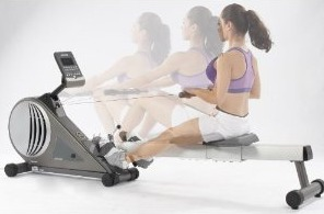 Proteus PAR-5500 Magnetic Rowing Machine