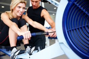 Rowing Machine Cardio Workouts