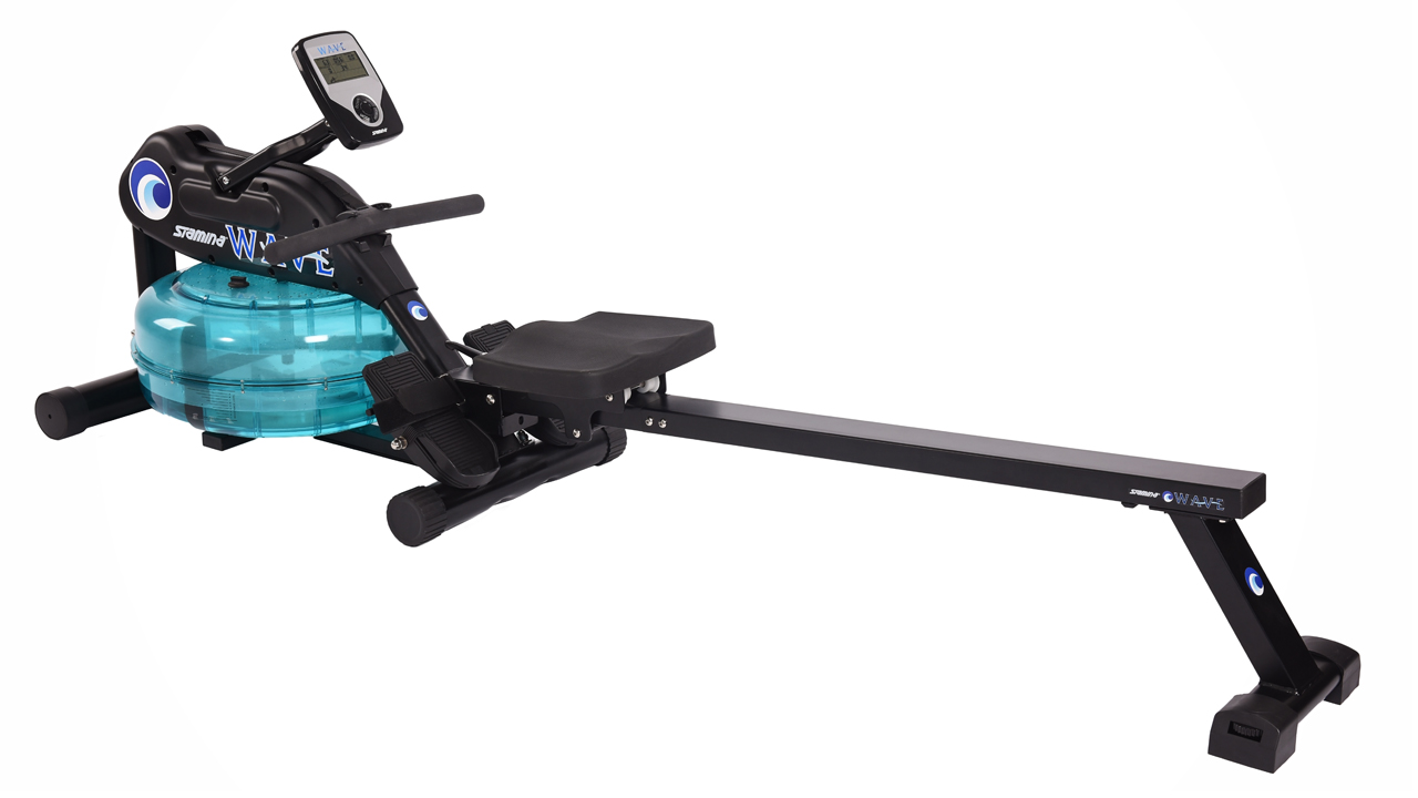 The Stamina Wave Water Rowing Machine Is New For 2017
