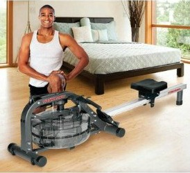 First Degree Fitness Titan Water Rower
