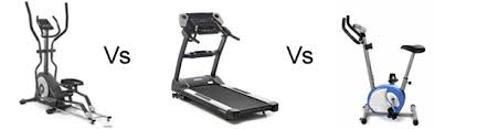 Rower vs treadmill vs elliptical vs bike
