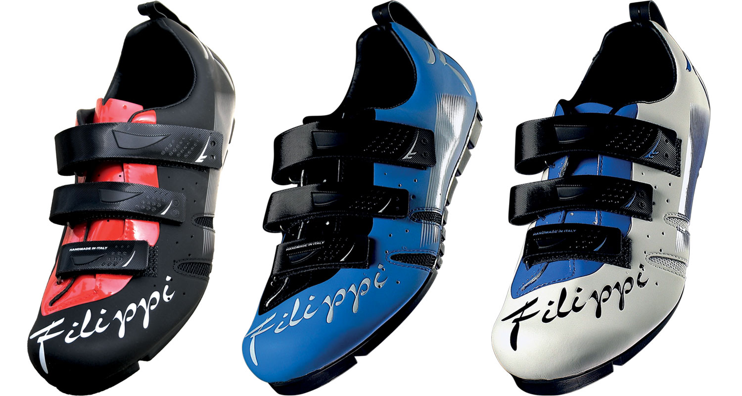 Types of Rowing Shoes - Filippi Brand
