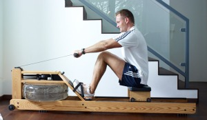 Water Resistance Rower