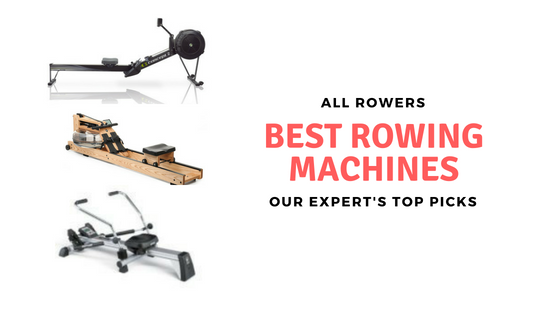 Best Rowing Machines For 2019 - Water, Magnetic, Air and Hydraulic Rowers