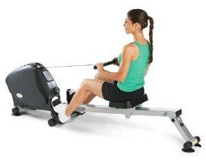 LifeSpan RW 1000 Rowing Machine